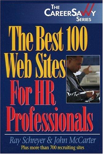 Download The Best 100 Web Sites for HR Professionals (Savvy Careerbuilder) pdf epub