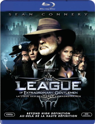 Top league of extrodinary gentlemen blue ray for 2020