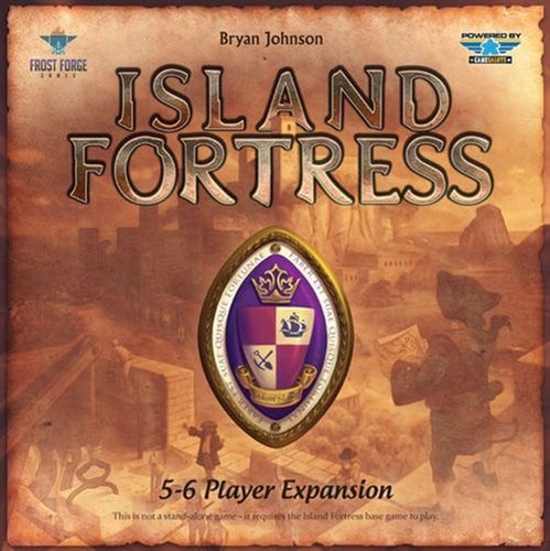 Island Fortress - Island Fortress 5-6 Player Expansion
