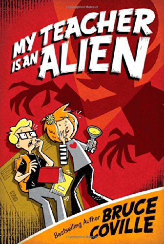 My Teacher Alien Books product image