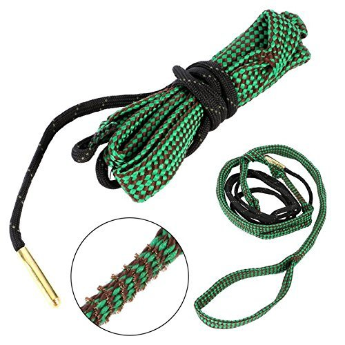 Bore Snake 22 Bore Snake - Bore snake Cleaner Tali 22 Cal of 5.56 mm caliber pistol rifle cleaning kit Ropes Hunting gun accessories - Ar 15 Cleaning Kit
