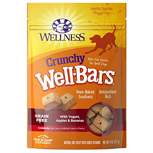 Wellness Crunchy WellBars Natural Bananas product image