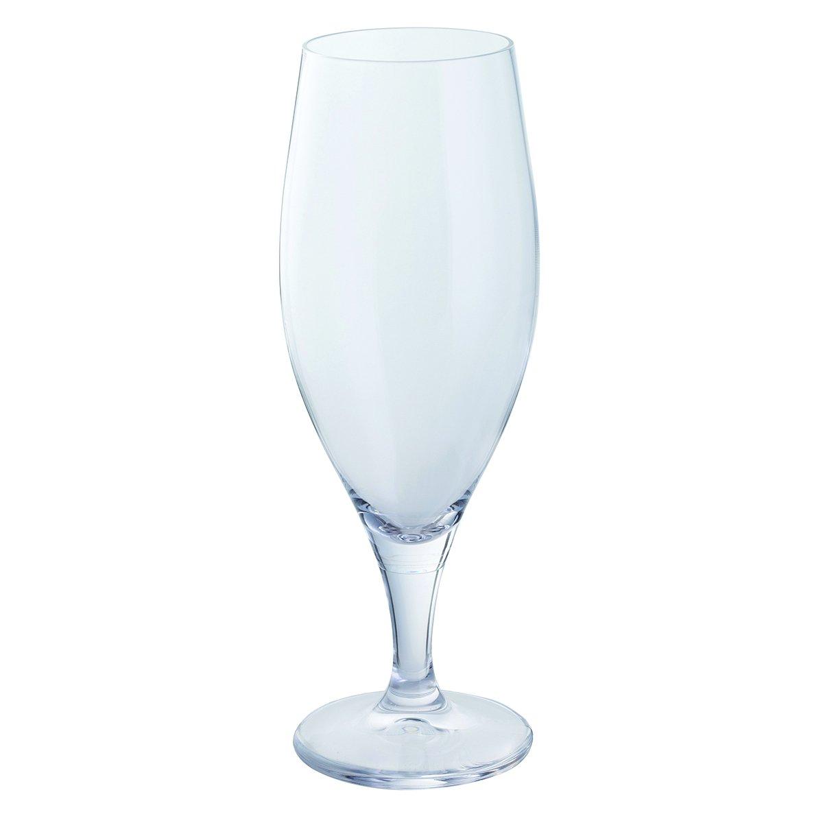 Dartington 2-Piece Crystal Wine and Bar Beer Glass Dartington Crystal WB415/P