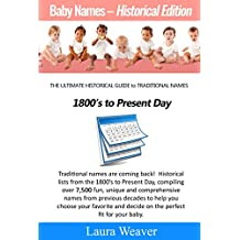 Big Book of Baby Names: Historical Edition-7500 Names