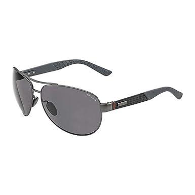 e3460e53c24 GUCCI Sunglasses 2246 S 04VQ Matte Ruthenium 65MM  Amazon.co.uk  Clothing