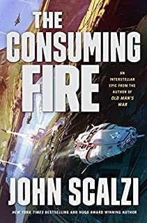 Book Cover: The Consuming Fire
