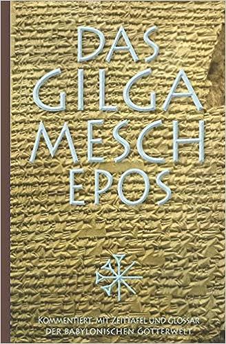 Gilgamesch Epos Ebook