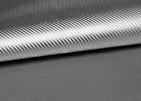 8 x 12 inch Black 3 sheets Diagonal Carbon Fiber Sign Vinyl
