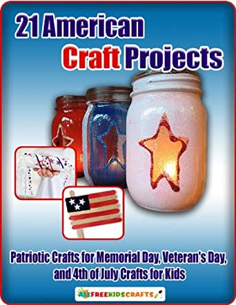 craft ideas for veterans day 21 american craft projects patriotic crafts for memorial 6261