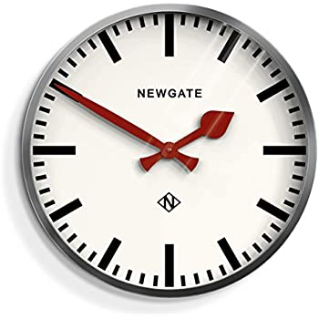 Newgate Putney Clock, Chrome