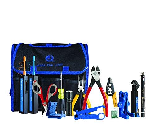 Jonard Tools TK-160 Fiber Prep Kit with Connector Cleaners Visual Fault Locator by Jonard Tools (Image #2)