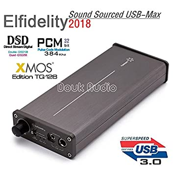 Amazon.com: nobsound dsd256 xmos Audio Decoder PC Tarjeta de ...