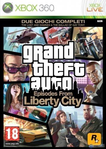 Grand Theft Auto: Episodes from Liberty City: Amazon.es: Videojuegos
