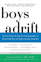 Why America's sons are underachieving, and what we can do about it.Something is happening to boys today. From kindergarten to college, American boys are, on average, less resilient and less ambitious than they were a mere twenty years ago. The gender...