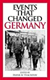 img - for Events That Changed Germany book / textbook / text book