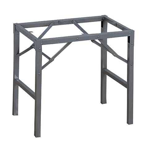 Patas de mesa plegables portátiles patas de soporte soporte ...