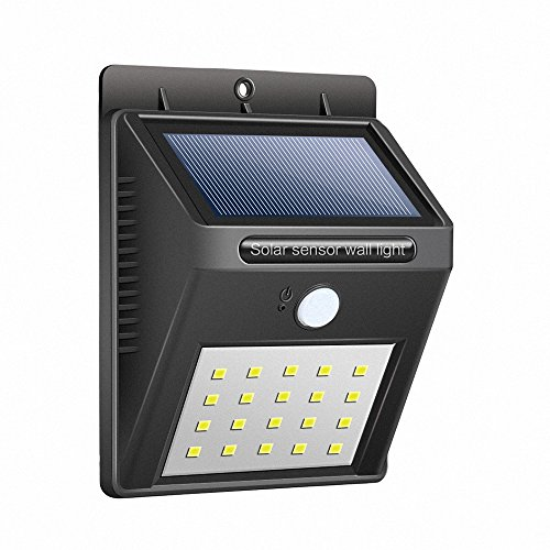 Outdoor Led Wall Light With Pir - 6