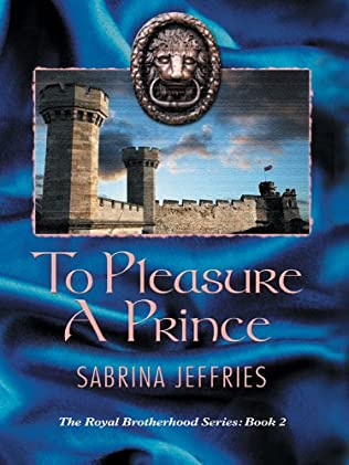book cover of To Pleasure a Prince