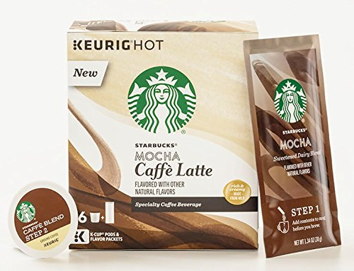 Best Starbucks Latte Packets November 2019 ★ Top Value