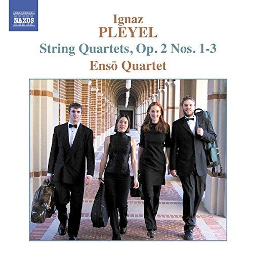 Pleyel: Cheat Quartets, Op. 2, Nos. 1-3