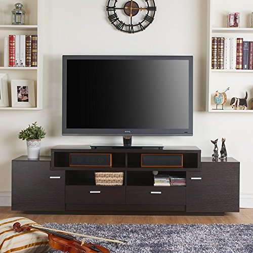Furniture of America Stockton Multi Storage TV Stand