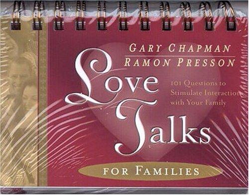 Love Talks for Families (Lovetalks Flip Books)