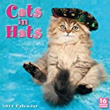 Cats in Hats 2014 Wall (calendar)