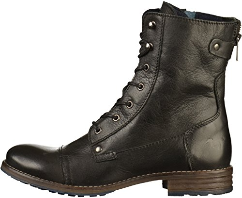 Mustang 2853 Black Booties 516 Womens f8XH8CP