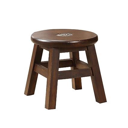 Admirable Amazon Com Aijl Footstool Solid Wood Shoe Bench Inzonedesignstudio Interior Chair Design Inzonedesignstudiocom