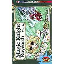 Magic Knight Rayearth T.6