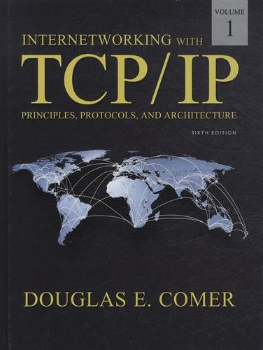 Internetworking with TCPIP Volume One 6th Edition