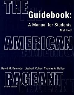 Pdf the american pageant 16th ap edition for android.