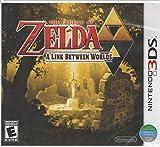 zelda 3ds link between worlds - The Legend of Zelda - A Link Between Worlds - Nintendo 3DS (World Edition)