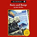 Basin and Range: Annals of the Former World, Book 1 Audiobook by John McPhee Narrated by Nelson Runger