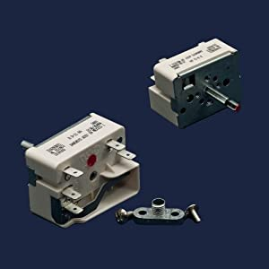 Frigidaire 903136-9020 Range Surface Element Control Switch Genuine Original Equipment Manufacturer (OEM) Part