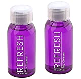 Pipedream Products Refresh Anti-bacterial Toy Cleaner : Size 1 Oz Pack of 2