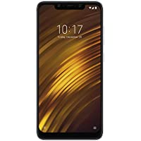 Xiaomi POCOPHONE F1 Dual SIM - 128GB, 6GB RAM, 4G LTE, Blue - International Version