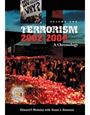 Terrorism, 2002-2004 [3 volumes]: A Chronology