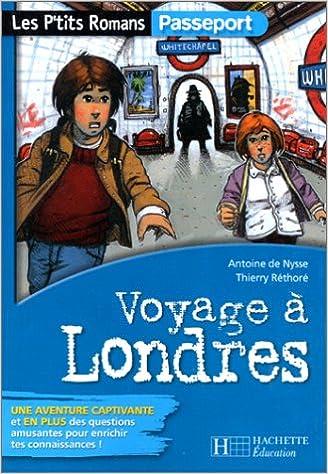 Livre Voyage à Londres pdf epub