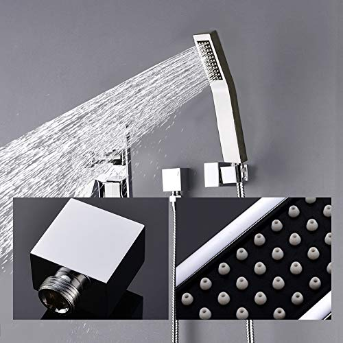 Artbath Shower System Shower Faucet Set With Tub Spout For