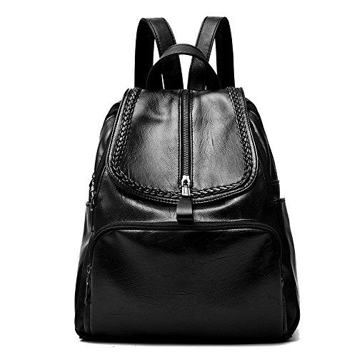 Mefly La nuova moda borsa sportiva impermeabile solido Borsa multifunzione