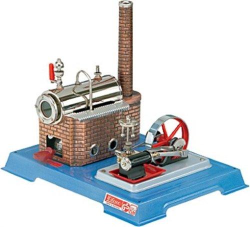 00009 - Wilesco D 9 - Dampfmaschine