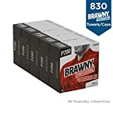 Brawny Professional P200 Medium Duty Disposable