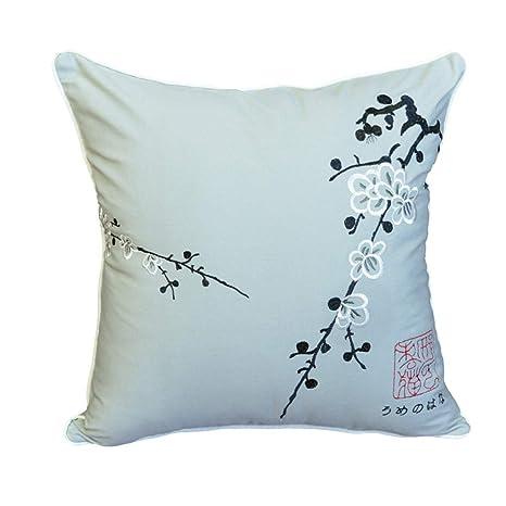 Emmala Zhaoshunli Nursery Pillow Cojín Funda Casual Chic De ...