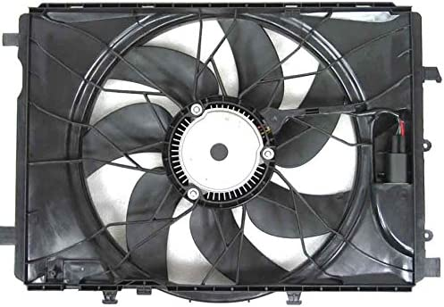 Engine Cooling Fan Assembly Cooling Direct For//Fit MB3115113 00-Jun01 Mercedes-Benz CL-Class