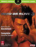 Dead or Alive 3: Prima's Official Strategy Guide