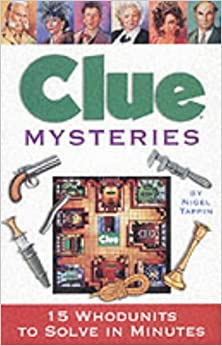Cluedo Mysteries