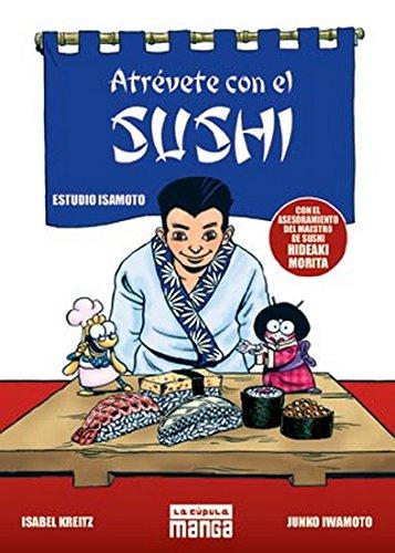atrevete con el sushi/ you dare with sushi (spanish edition) - 51SXEHRPekL - Atrevete con el sushi/ You Dare with Sushi (Spanish Edition)