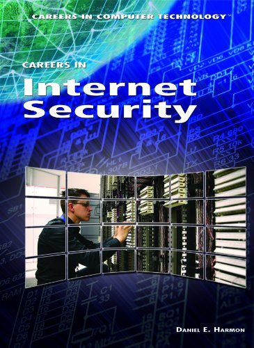 Download Careers in Internet Security (Careers in Computer Technology) pdf
