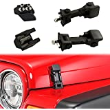 Orford Hood Lock Latches for Jeep Wrangler TJ Kit